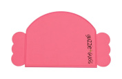 guzzie+Guss Perch Silicone Placemat, Pink