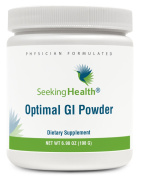 Optimal GI Powder | 30 Servings | Natural Digestive Support with NADG | Seeking Health | Physician Formulated