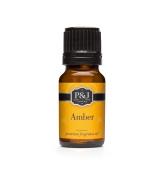 Amber Fragrance Oil - Premium Grade Scented Oil - 10ml