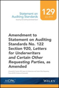 Statement on Auditing Standards, Number 129