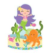 Mermaid Friends Centrepiece
