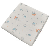 50 x 70cm Baby Infant Cartoon Bear Pattern Waterproof Double Sided Available Cotton Charging Urinal Urine Mat Pad