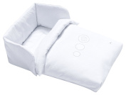 Alondra 658 - 067 - Sac minicuna colecho Baby and colecho Bed, White