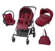 Bebe Confort Streety Next Pack Trio Robin Red