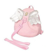 LOOKOUT Toddler Safety Harness Kid Baby Backpack Reins Harnesses - Angel