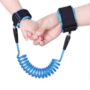Baby Anti-lost Belt,YIGO Baby Anti Lost safety wrist link bungee leash Safety Toddler Harness