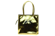ARMANI JEANS woman shopping bag 922162 6A735 00961 GOLD / BLACK