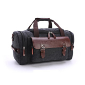 Canvas Duffle Bag Soled by Soland,Handbag Humanised Canvas Luggage Bags Polyester Cotton . Duffle Bags
