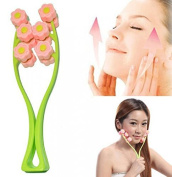 Vinmax Face Up Roller Massage Slimming Remove Chin Neck Facial Massager Beauty Tool
