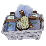 Gloss! Floralia Basket Bath Kit