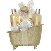 Gloss! Indulge Me Bath Tub Glitter, Gold
