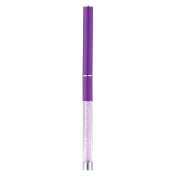 UV Gel Nail Art False Tips Builder Brush Pen Purple