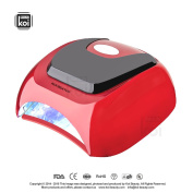 Koi Beauty Professional Nail Dryer 48W LED Lamp Light Beauty Product Showing Time Process Convenient Machine