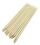 Glamour Institute 10 Wood Cuticle Sticks
