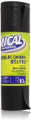 MICAL Professional - Garbage Bags - Large 85 x 110 - Pack of 10