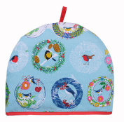 Frosty Garland Tea Cosy