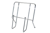. Chrome Cook Book Stand Cookery Book Stand Baking Recipe Holder Kitchen Book Rest