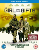 The Girl With All the Gifts [Regions 1,2,3] [Blu-ray]