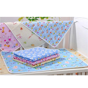 Baby And Toddler Waterproof Washable Nappy Changing Mat Pad Assorted Sizes (M