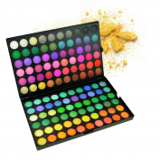 SUMERSHA Eye Shadow 120 Colours Eyeshadow Eye Shadow Palette Makeup Kit Eye Colour Palette