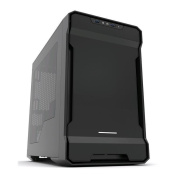 "Phanteks Enthoo Evolv ITX Chassis with Window - Black Edition (No PSU) ""Absolutely fantastic"