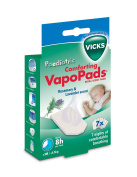 Vicks Paediatric Vapopads 7 Refill Scent Pads Rosemary Lavender