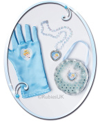Rubie's Official Cinderella Bag and Glove Set Child One Size