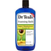 Dr Teal's Ultra Moisturising Foaming Bath with Avocado Oi, 34 Fluid Ounce