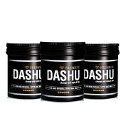 [Dashu] for Men Original Premium Super Mat Hair Wax 100ml x 3ea ( 3 pieces ). Special Price. Made in Korea