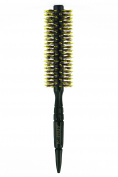Quick Drying modelling Round Hair Brush, Natural Boar Bristles Brush 4.6cm