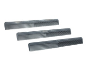 Dupont Starflite Style Comb #858 - 3 Pack
