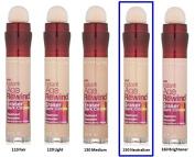 MAYBELLINE Instant Age Rewind Eraser Dark Circles Treatment Concealer 150 Neutralizer