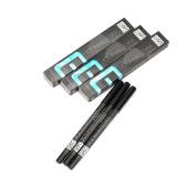 H88 3 Pcs Black Eyeliner Waterproof Pencil Pen Make Up Beauty Comestic