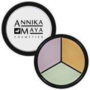 Annika Maya Correct & Conceal Pro Palette - Neutralise