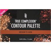 Black Radiance True Complexion Contour Palette, Medium to Dark, 10ml