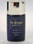 Cle De Peau Sheer Fluid Veil 1 oz/30 ml - Unboxed