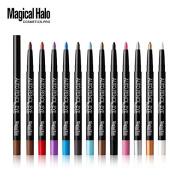 12 Colours Cosmetic Lip Liner Lipliner Pen Pencil Fashion Makeup Waterproof Lipliner Pen Set