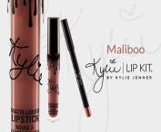 New Female Kylie Jenner Cosmetics Long Lasting Lipstick Lip Gloss Liquid Matte Lip Liner Makeup