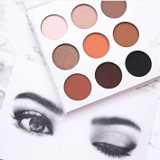 New Kylie Eye Shadow Beauty Makeup Cosmetic Kyshadow Matte Palette Kit 9 Colours