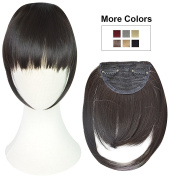 REECHO Fashion One Piece Clip in Hair Bangs / Fringe / Hair Extensions Colour