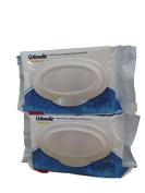 Cottonelle Fresh Care Soft Pack Resealable Wipes-2 Packages-Total 84 Wipes