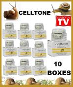 Celltone Baba de Caracol 10 Boxes Snail Gel