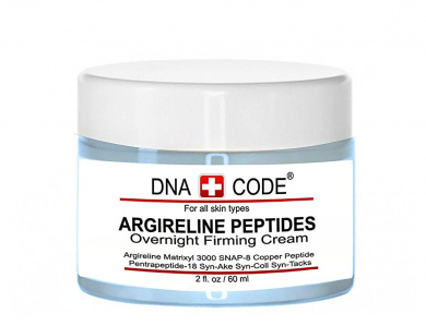 Magic Night Cream-No Needle Alternative-Best Argireline Peptides Overnight Firming Cream-Argireline, Matrixyl 3000, SNAP-8, Pentapeptide-18 (Leuphasyl), SYN-AKE, Copper Peptide,Syn-Coll, Syn-Tacks