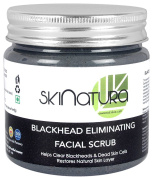 Skinatura Blackhead Eliminating Facial Scrub - 200ml SD - With Complementary Gifts!!