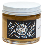 Fat and The Moon - All Natural / Organic Masa + Olive Face Paste Scrub