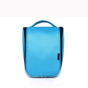 Rich Too Golbal Series Travel Hanging Toiletry Bag Shaving Dopp Kit Cosmetic Makeup Bag London