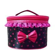 Drasawee Women Makeup Bag Portable Cosmetic Toiletry Bags Travel Storage 2#