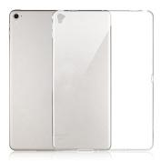 For iPad Pro 25cm , Fullkang Slim HD Soft TPU Silicone Gel Scrub Case Cover