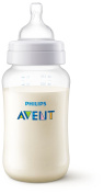 Philips AVENT Anti-Colic Bottle, Clear, 330ml