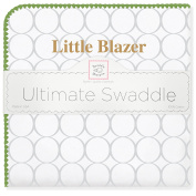 SwaddleDesigns Ultimate Swaddle Blanket, University of Alabama at Birmingham, Little Blazer